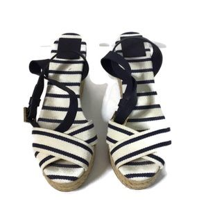 Tory Burch Women's Gladiator Style Sandals  11 B